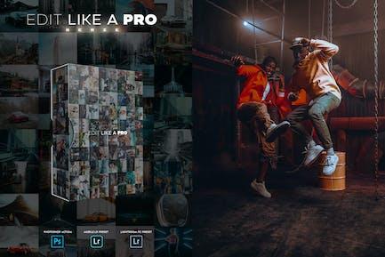 Edit Like A PRO 93th - Photoshop & Lightroom