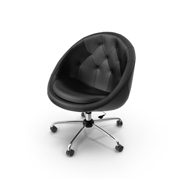 Thumbnail for Black Swivel Chair