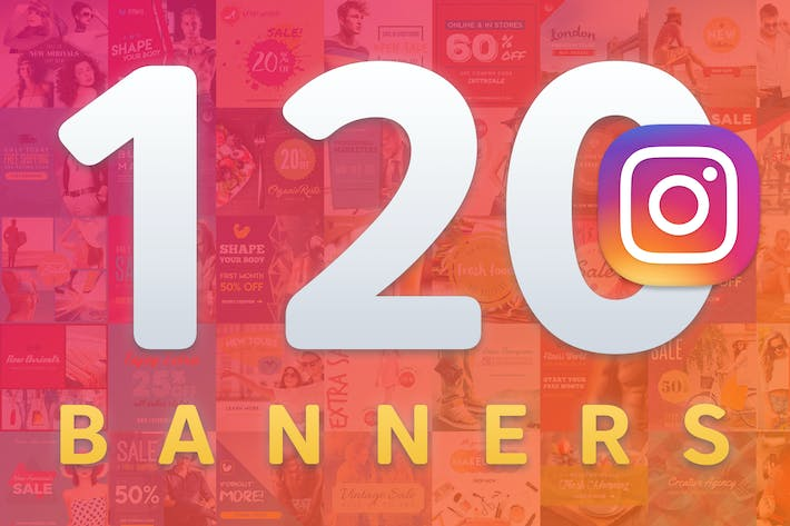 Thumbnail for Instagram Banners