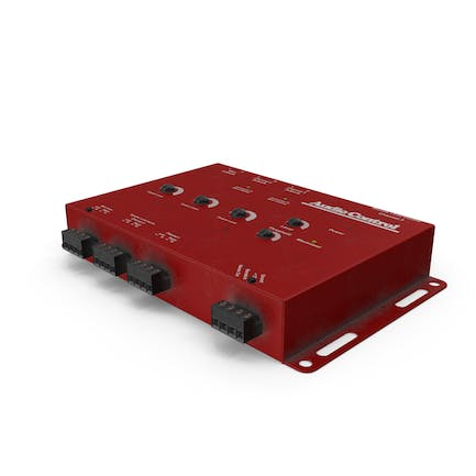 Audio Control Red Used