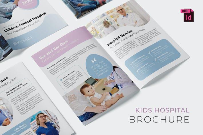 Thumbnail for Brochure Hôpital Enfants