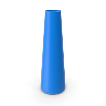 Tube Vase Blue