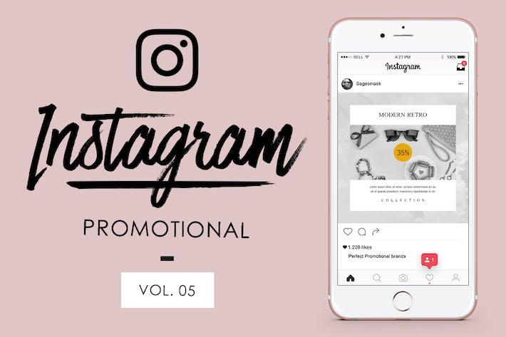 Thumbnail for 10 Instagram Werbeartikel Vol. 5