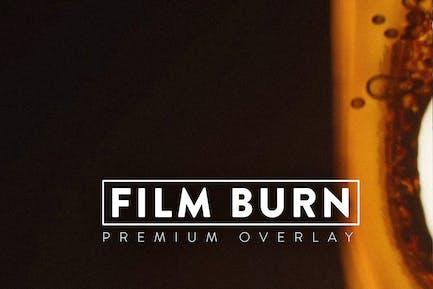 52 Film Brennen Overlay