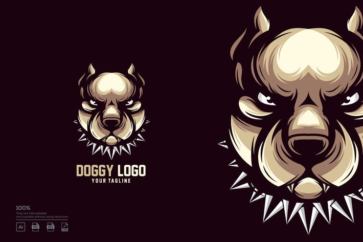 Doggy Logo design