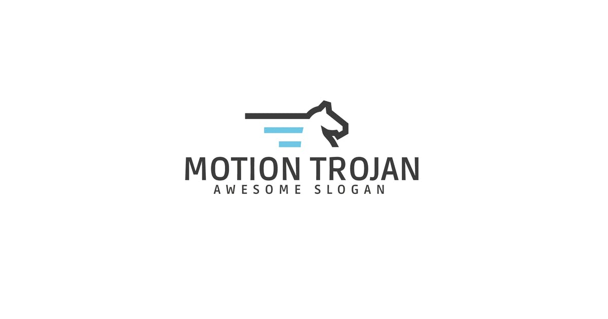 Download Motion Trojan Logo Template by hoanglam1607