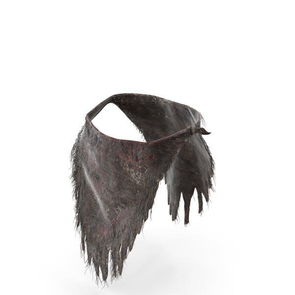 Bloody Rag Loincloth Fur
