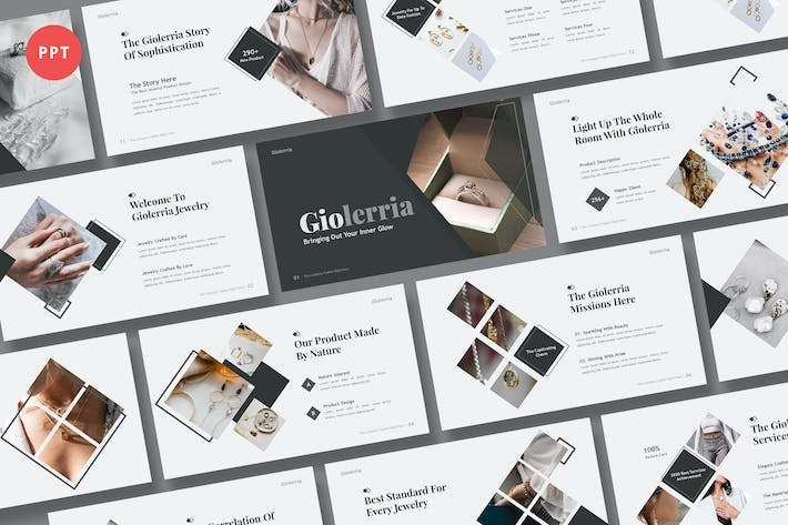Giolerria Powerpoint Template