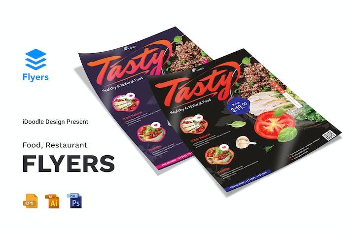 Thumbnail for Food, Restaurant Flyer