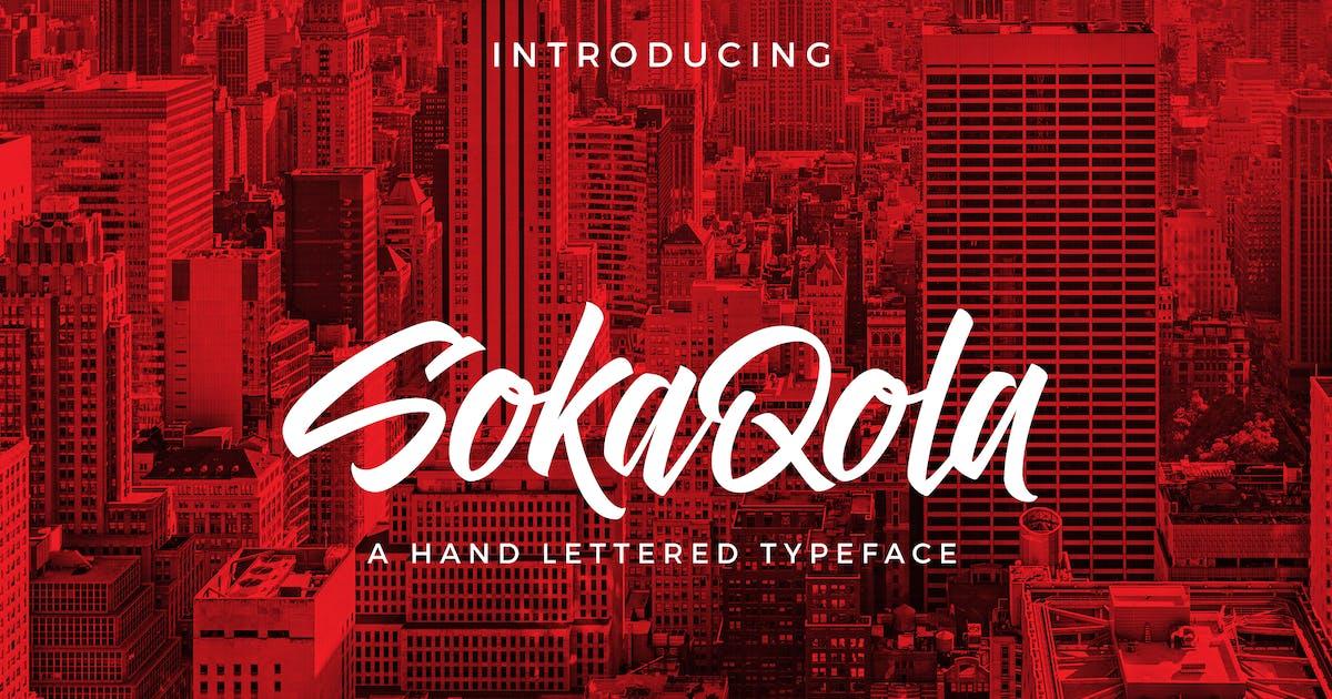 Download SokaQola Font by yipianesia