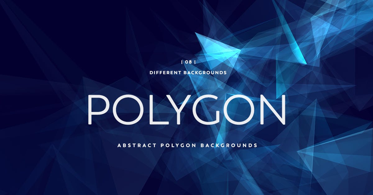 Download Abstract Polygon Backgrounds by mamounalbibi