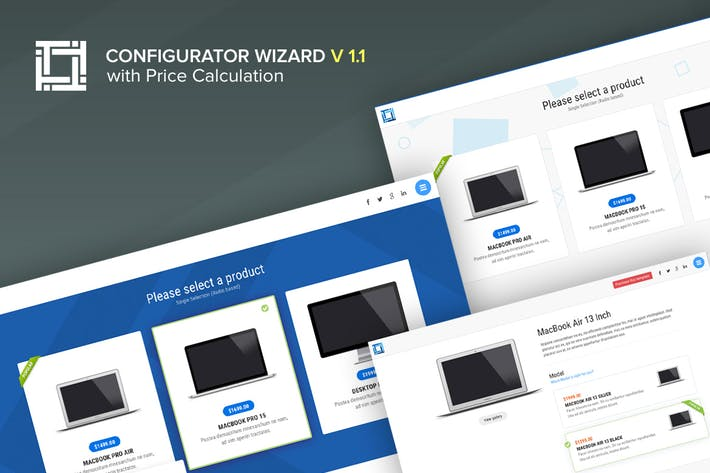 Thumbnail for Configurator - Working Configurator Wizard