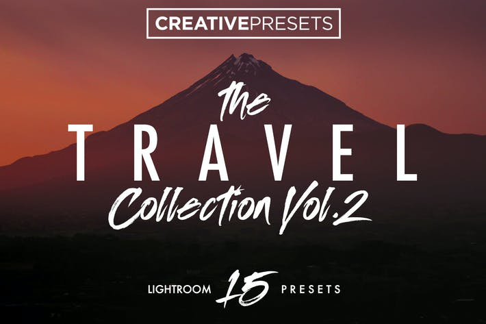 Cover Image For Tre Travel Collection Vol.2