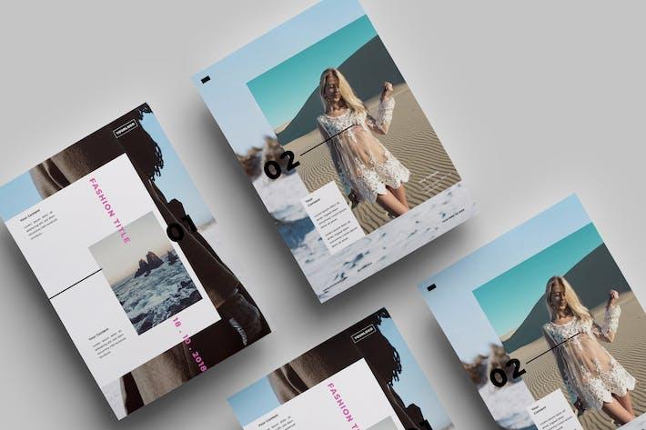Thumbnail for Minimalist Flyer Design.11