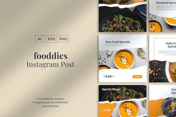 Thumbnail for Fooddies Instagram post 02