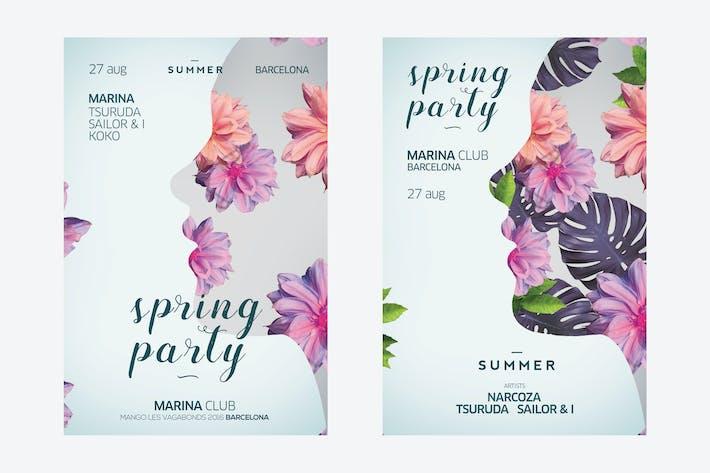 Thumbnail for Spring Flyer
