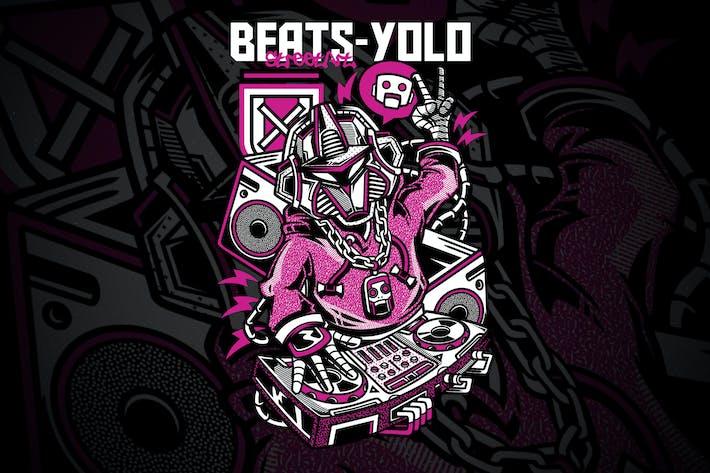 Thumbnail for Beats Yolo