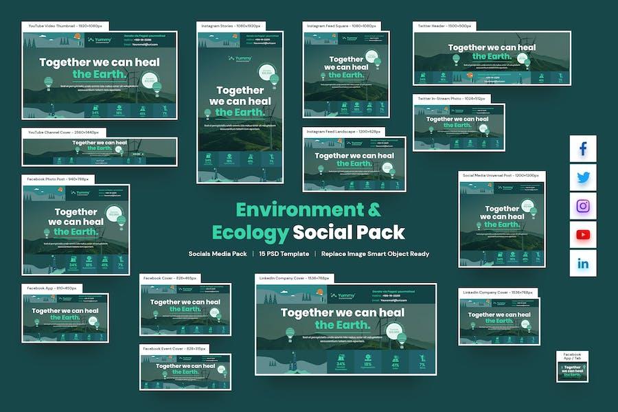 Sozialpaket Umwelt und Ökologie