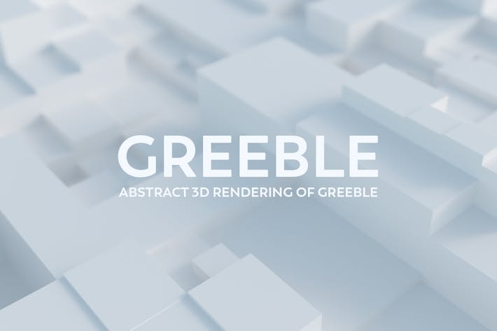 Thumbnail for Abstract 3D Rendering Of Greeble