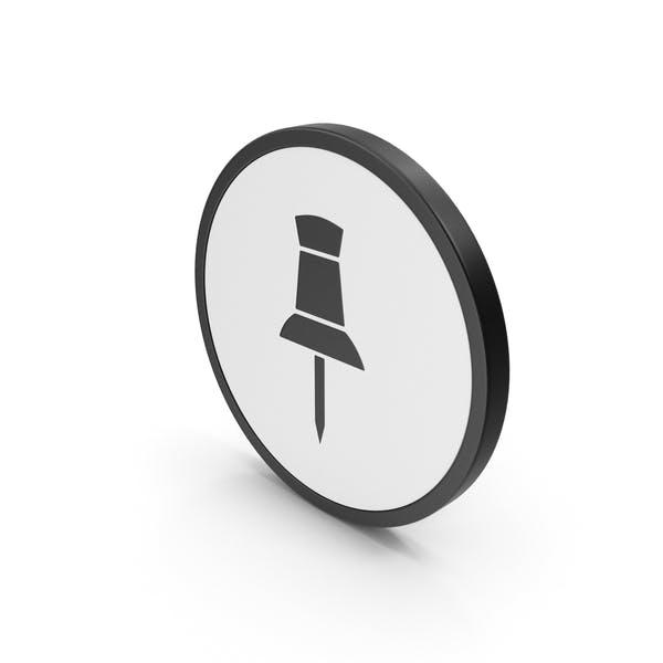 Icon Push Pin