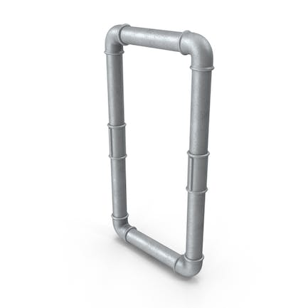 Galvanized Steel Pipe Number 0