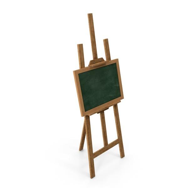 Studio Easel Chalkboard