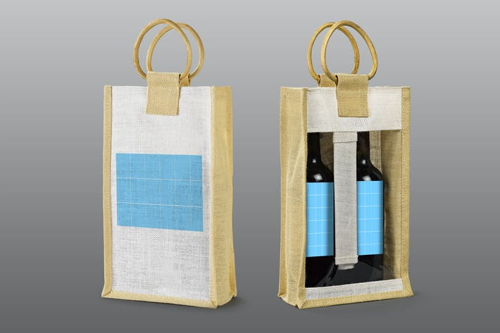 Thumbnail for Wine_Bag_Gift-Mockup