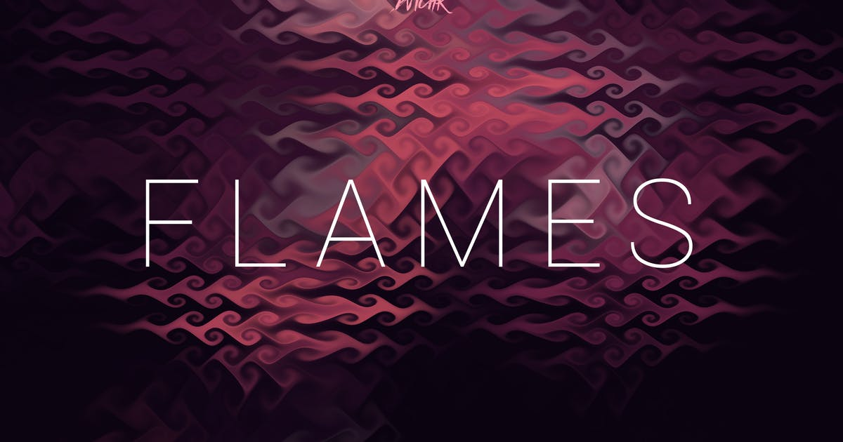 Download Flames   Abstract Curly Backgrounds by devotchkah