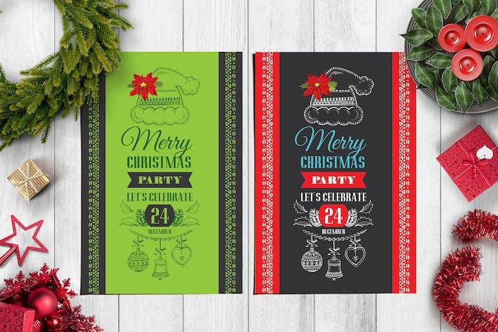 Thumbnail for Carte de vœux de Noël