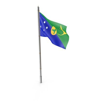 Christmas Islands Flag