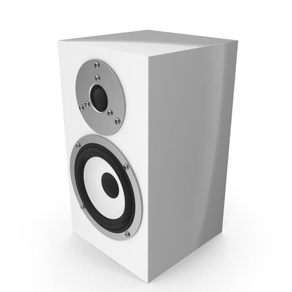 Thumbnail for White Audio Speaker