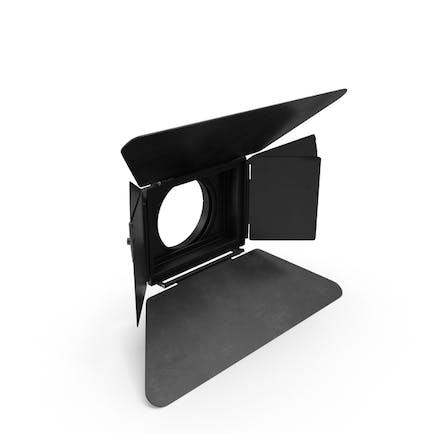 Caja mate de cámara