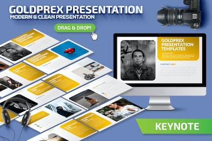 Goldprex Keynote Presentation