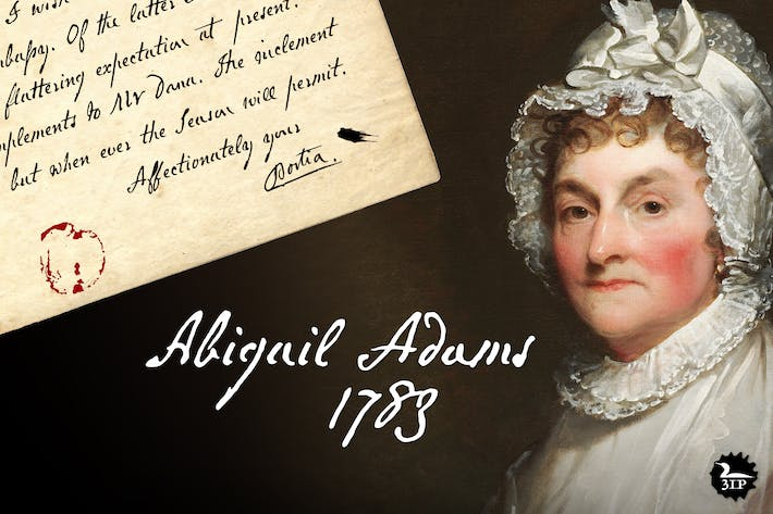 Thumbnail for Abigail Adams