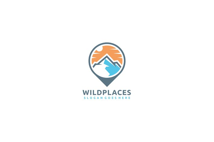 Cover Image For Wild Places Logo