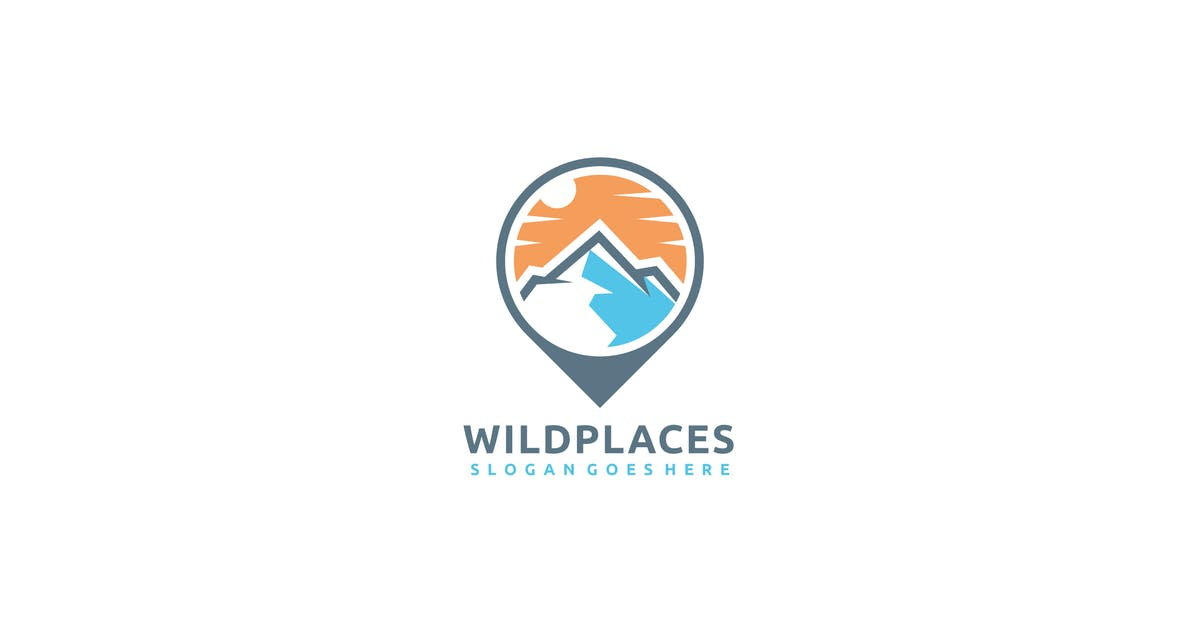 Download Wild Places Logo by 3ab2ou