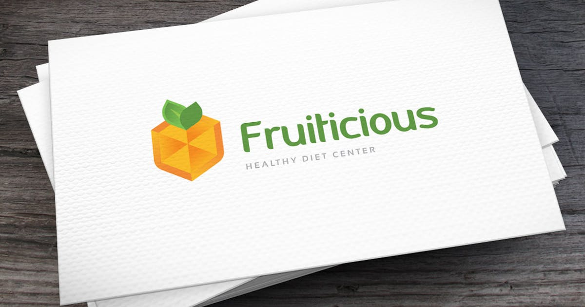 Download Fruiticious Logo Template by empativo