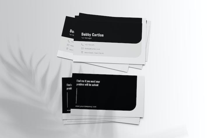 Thumbnail for Corporate Business Card Vol.3
