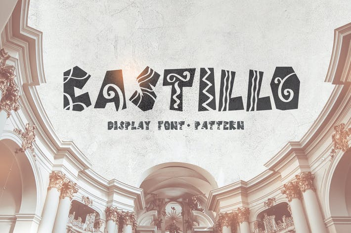 Thumbnail for Castillo Font
