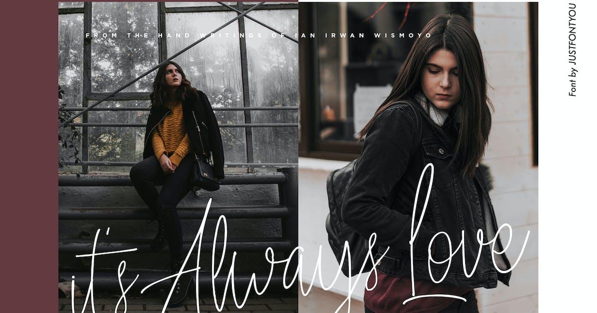 Download Always Love by irwanwismoyo