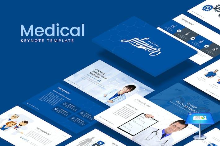 Thumbnail for Medical Keynote Template