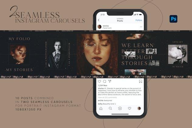Instagram Carousel for Creators
