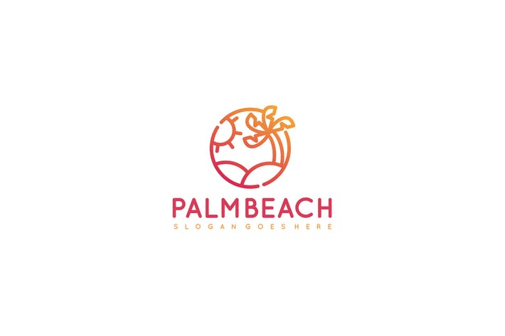 Thumbnail for Palm Beach Logo