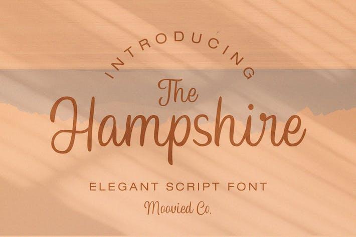 Hampshire Script