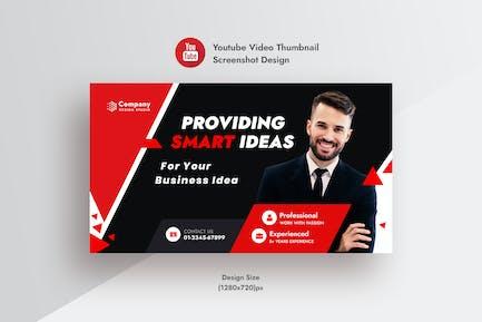 YouTube Video Thumbnail For Entrepreneur