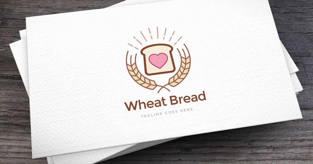 Download Wheat Bread Logo Template by empativo