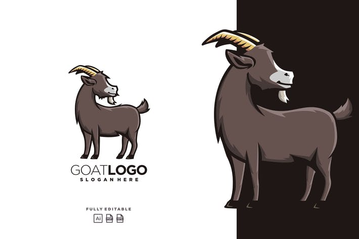 Thumbnail for Goat Logo
