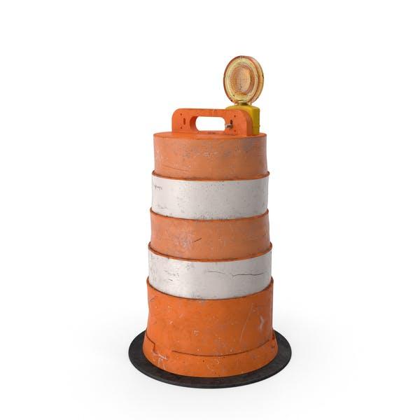 Dirty Barrel Barricade