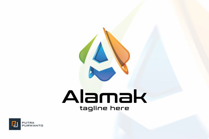 Thumbnail for Alamak / Letter A - Logo Template