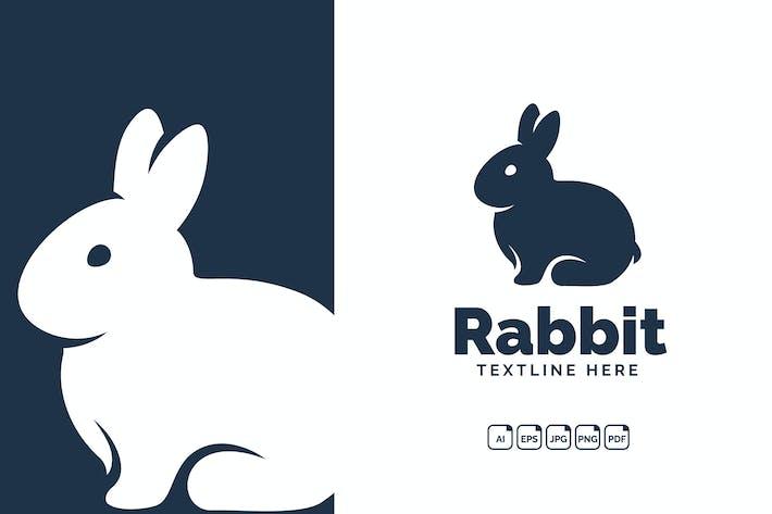 Thumbnail for Rabbit Modern Logo Design